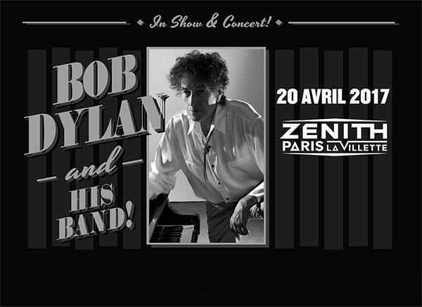 Bob Dylan, un Nobel au Zénith