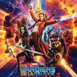 Les Gardiens de la Galaxie Vol.2 affiche