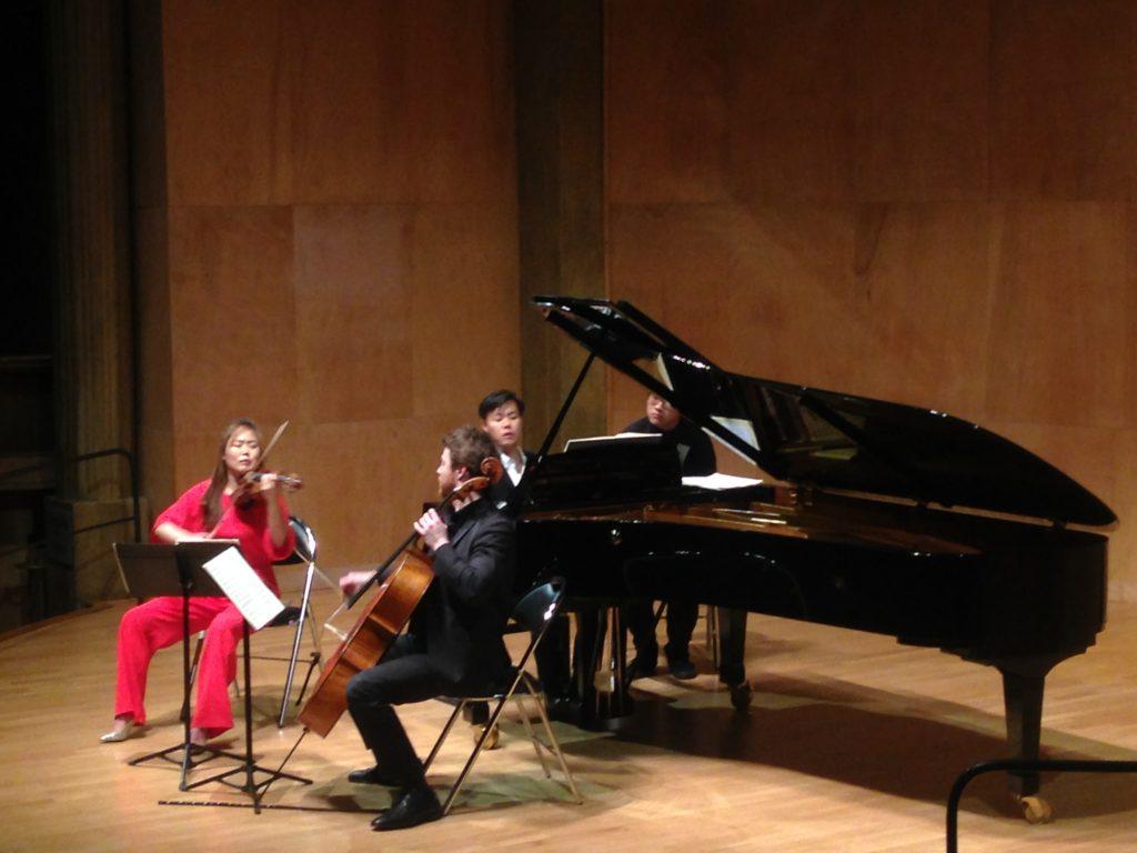 [LIVE REPORT] Trio Gaon à la Salle Cortot : l'art d'aimer
