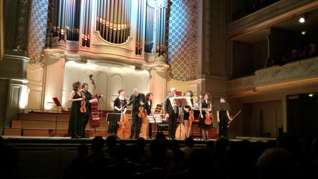 [LIVE-REPORT] Salle Gaveau, Amandine Beyer et Gli Incogniti : cordes généreuses