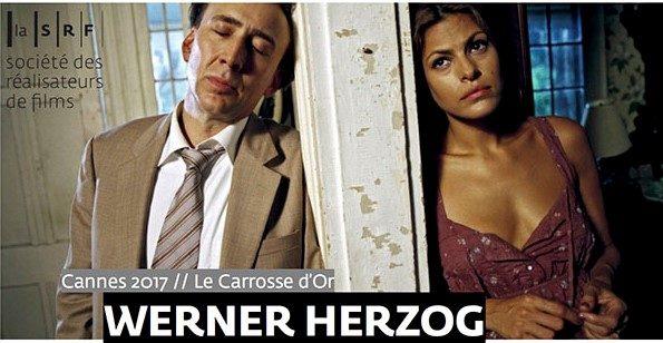 [Carrosse d'Or] Une journée consacrée à Werner Herzog à Cannes