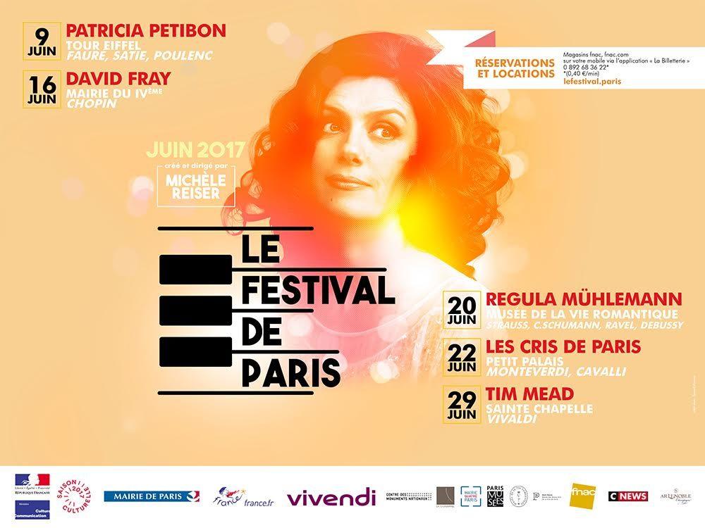 [Interview ] Michèle Reiser parle de la programmation du Festival de Paris
