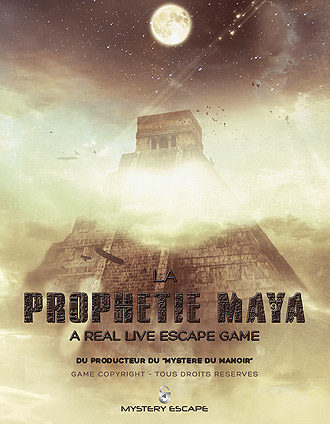 [Escape Game] «La Prophétie maya»: juste à temple!