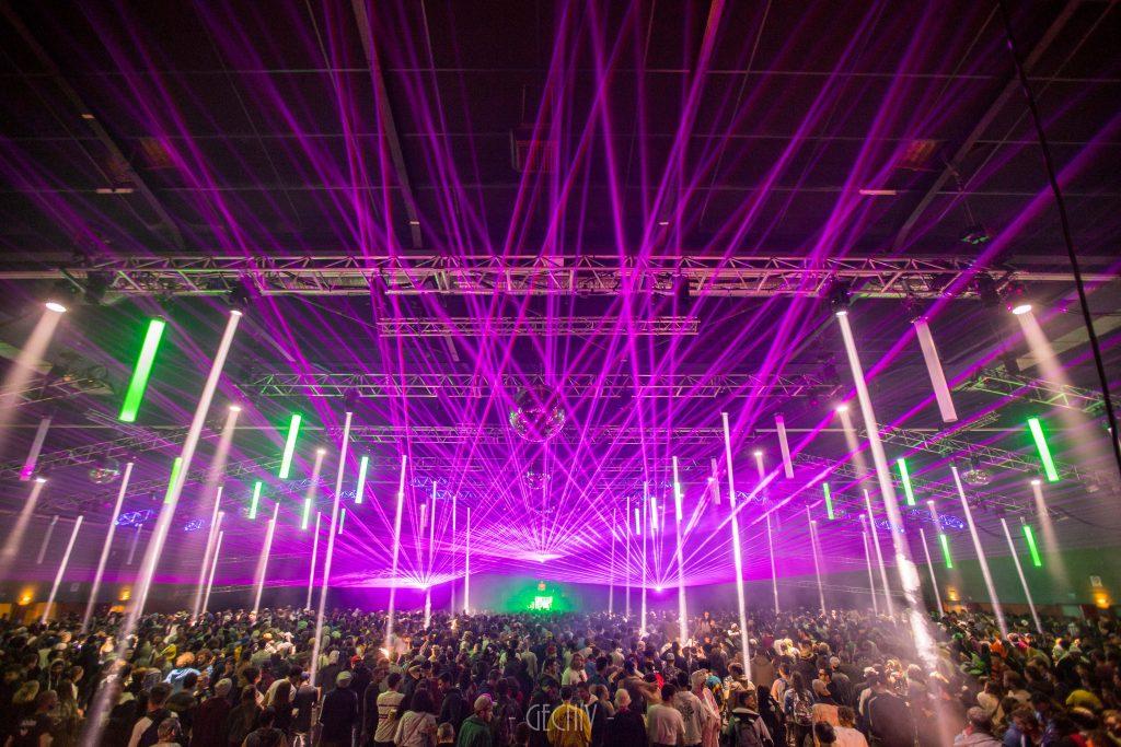 [Live Report] Panoramas Festival #20 : l'électro à son zénith dans le ciel breton