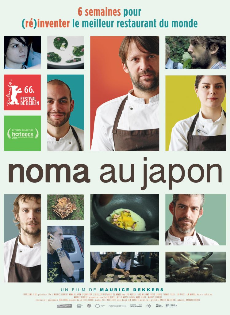 [Critique] « Noma au Japon : réinventer le meilleur restaurant du monde » : un documentaire qui fait saliver
