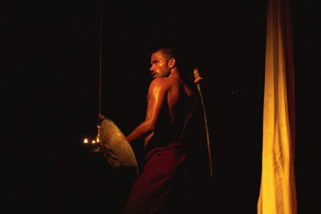 « Kunti Karna » : la scène contemporaine indienne s'invite au Théâtre du Soleil