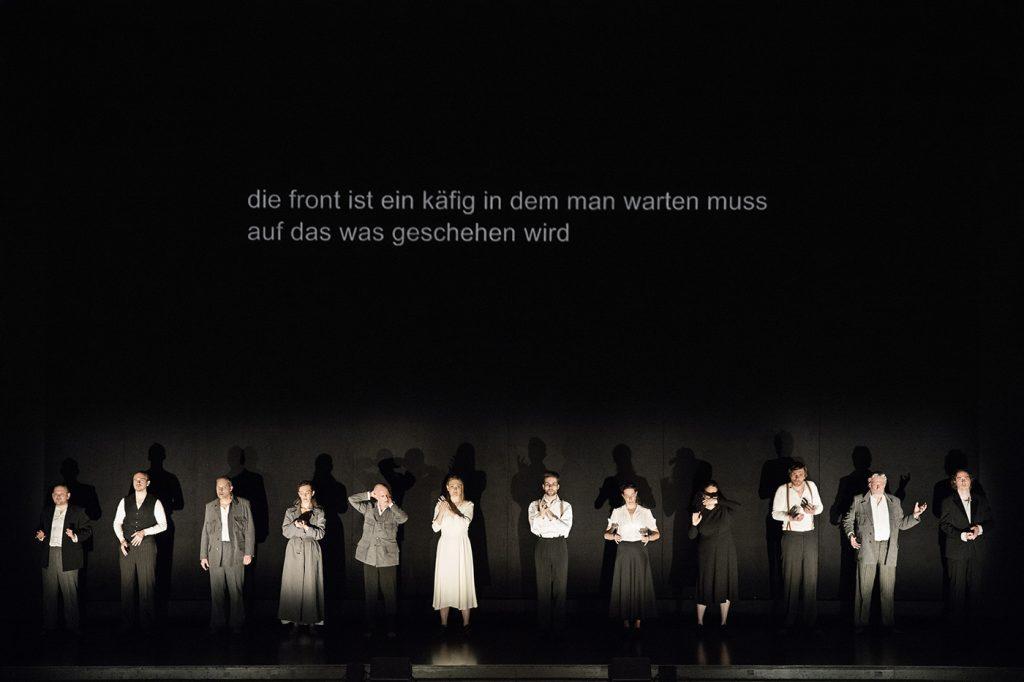 Création mondiale de « Infinite now » de Chaya Czernowin à l'Opéra de Flandre