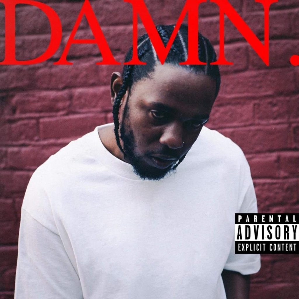 Il y a un Oups dans le Damn de Kendrick