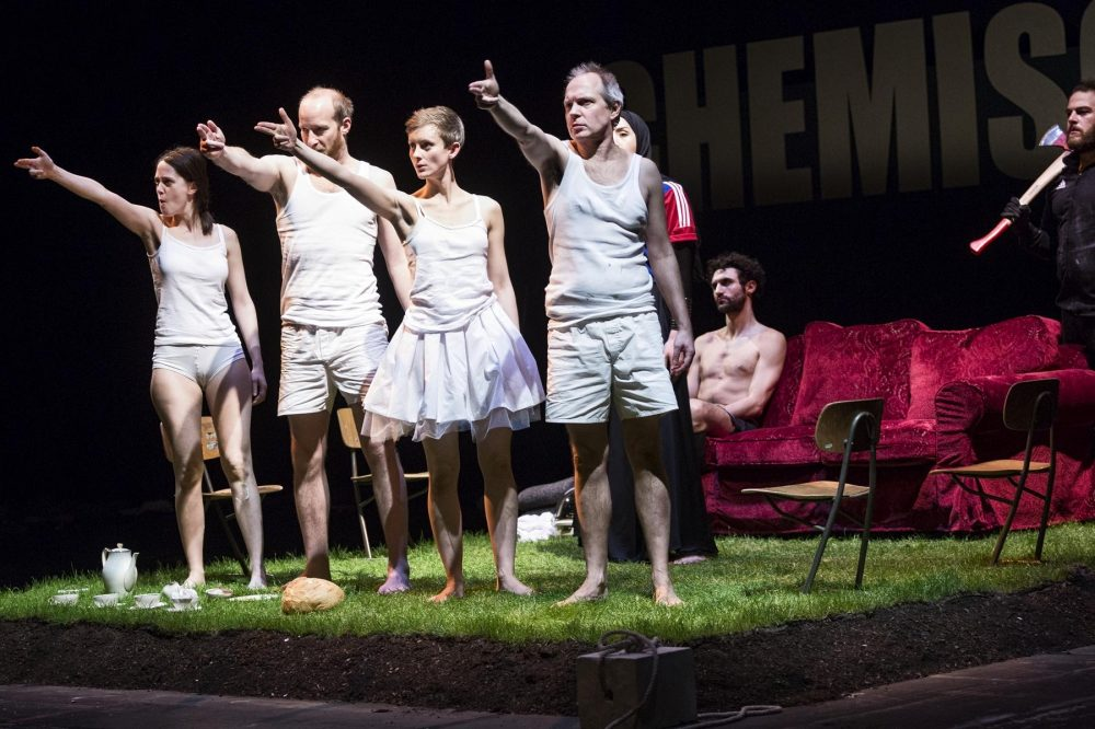 A la Schaubühne, Angélica Liddell met en scène l'Europe du futur