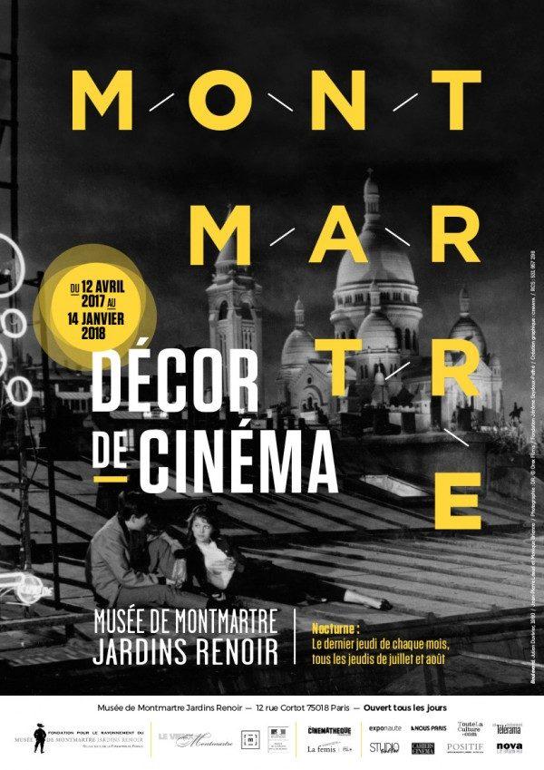 «Montmartre, décor de cinéma», une passionnante mise à jour des liens entre le 18e arrondissement et le 7 e art