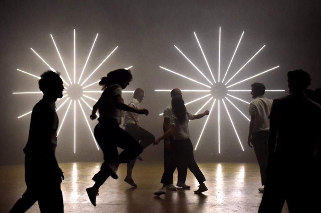 Le syndrome Ian : le joli spectacle de Christian Rizzo