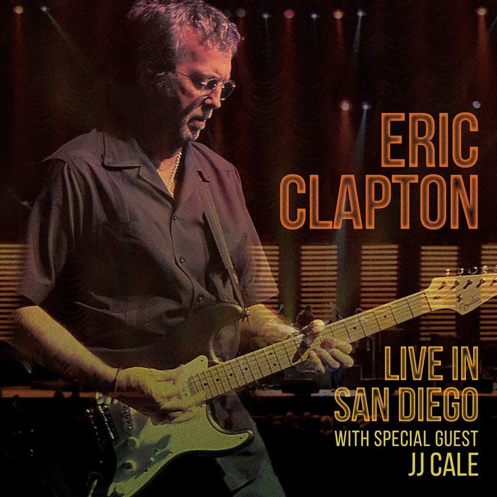 Eric Clapton au meilleur de sa forme dans ce « Live In San Diego »