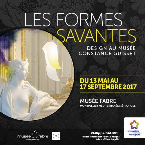 Les formes savantes s'invitent au musée Fabre de Montpellier