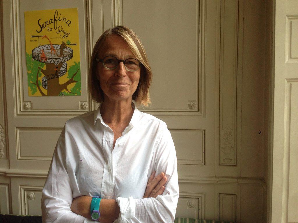 Françoise Nyssen est nommée Ministre de la Culture