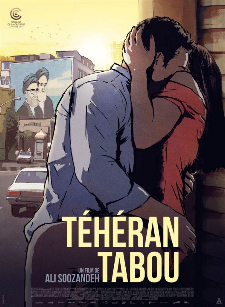 « Téhéran Tabou », l'animation pour dénoncer la répression iranienne [Cannes 2017, Semaine]