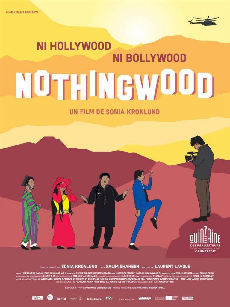 « Nothingwood », un docu complètement allumé sur la plus grande star du ciné afghan [Cannes 2017, Quinzaine]