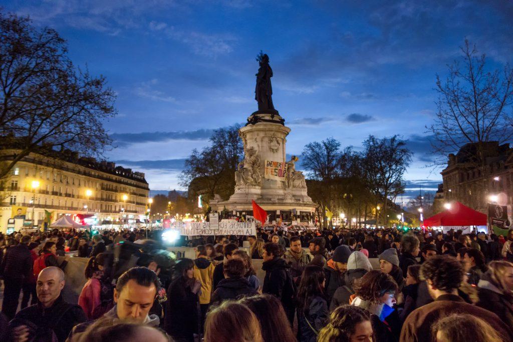 «L'Assemblée» : Mariana Otero nous invite au cœur de Nuit Debout