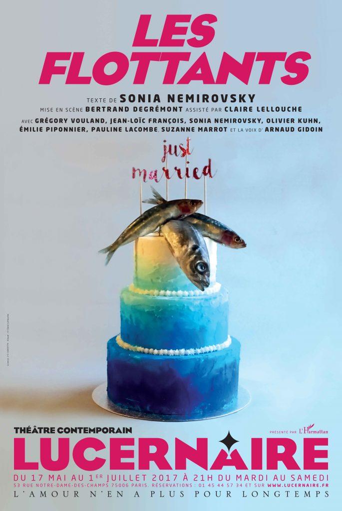 «Les Flottants» de Sonia Nemirovsky au Lucernaire.