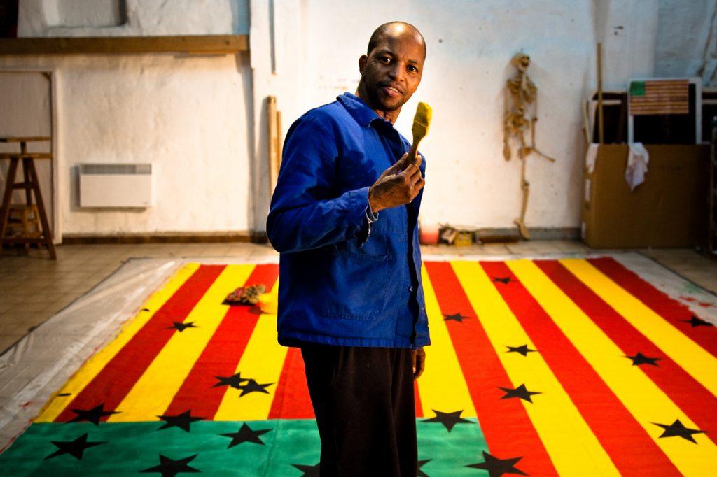 Nú Barreto, un artiste africain au delà des clivages à 1:54 New York