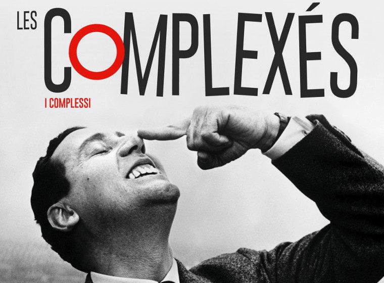 Gagnez 10×2 places pour le film Compléxés de Dino Risi, Franco Rossi et Luigi Filippo d'Amico