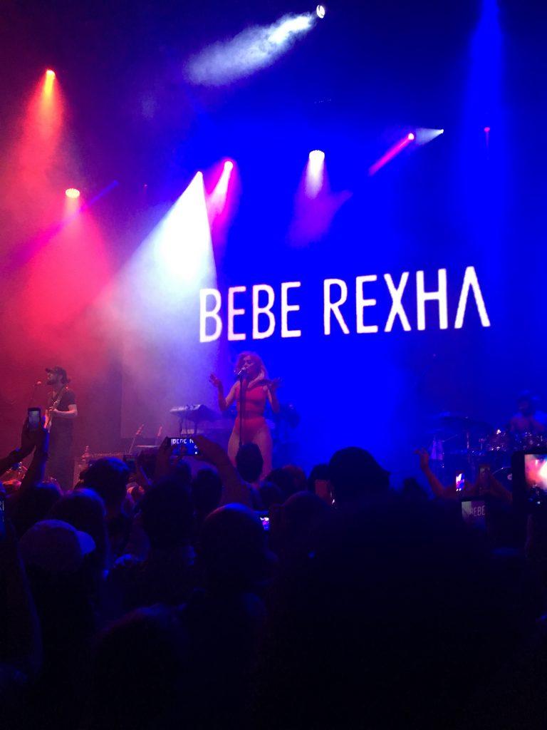 [Live Report] Bebe Rexha électrise le YOYO au Palais de Tokyo