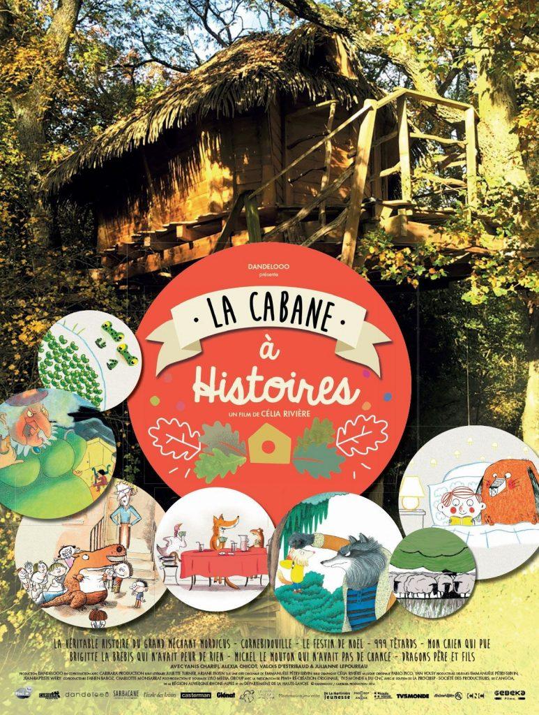 «La Cabane à Histoires», un film qui donne aux enfants le goût de la lecture !