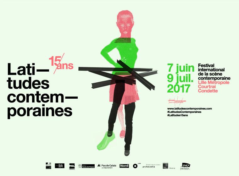 Gagnez 10 x 2 places pour Latitudes Contemporaines le 10 juin (Roubaix)