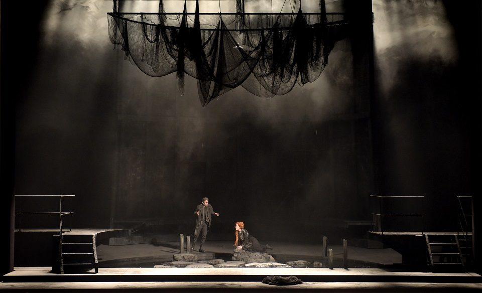 Elégant Pelléas et Mélisande d'Eric Ruf au Théâtre des Champs-Elysées