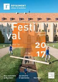 Un Week-end de Danse pour célébrer les journées du patrimoines 2017 à l'Abbaye de Royaumont