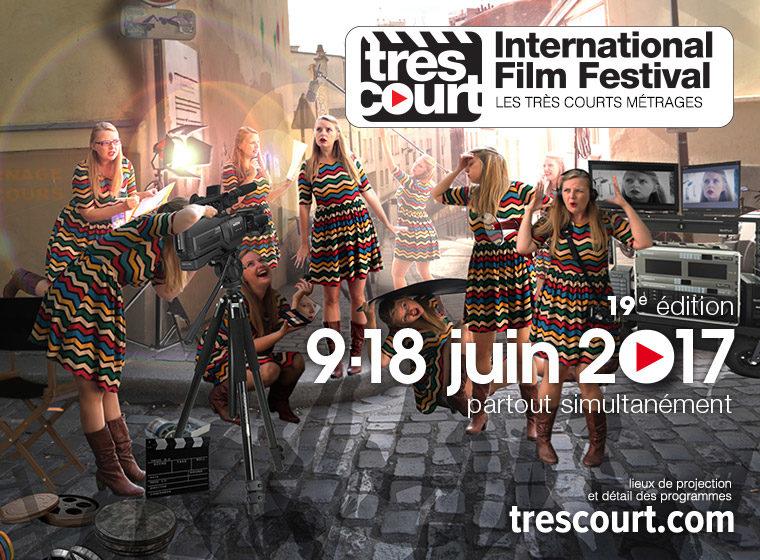 Gagnez 3×2 places pour la soirée d'ouverture du Très Court International Film Festival le 16 juin