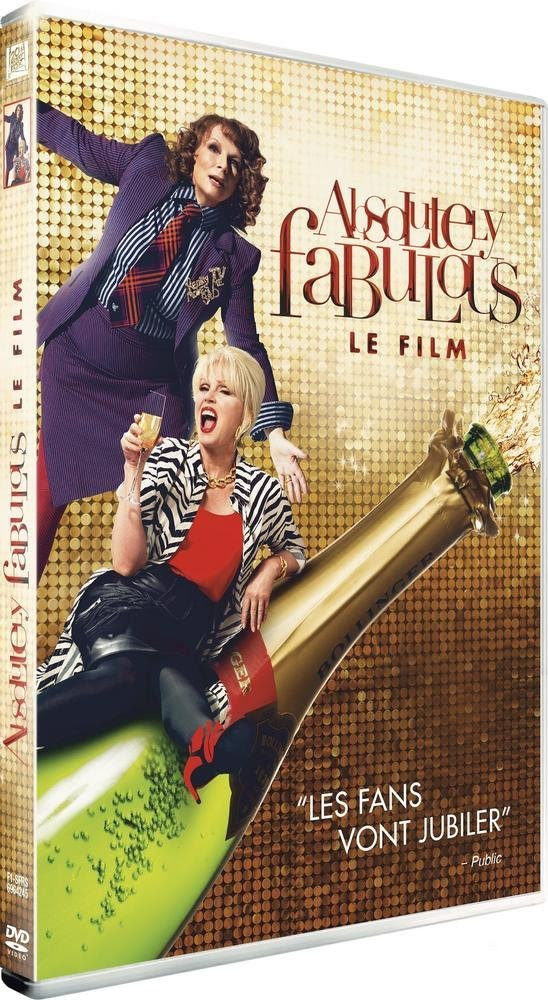Absolutly Fabulous : Le Film