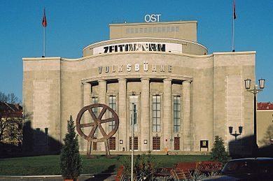 La Volksbühne de Berlin change de visage