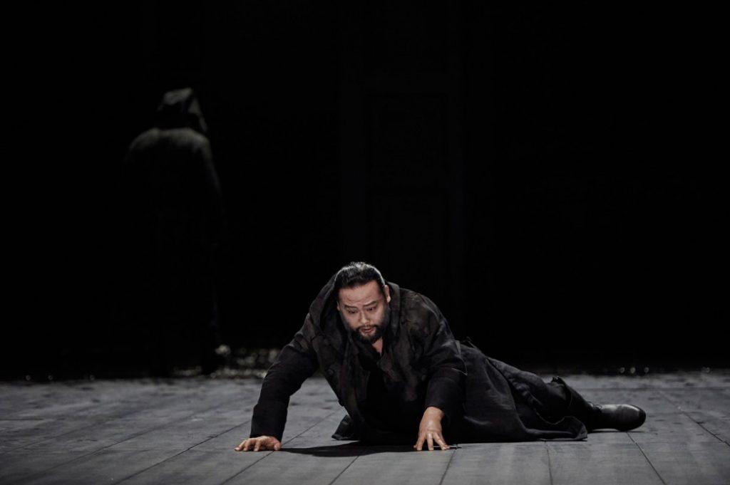A Berlin, Samuel Youn dans le Vaisseau fantôme