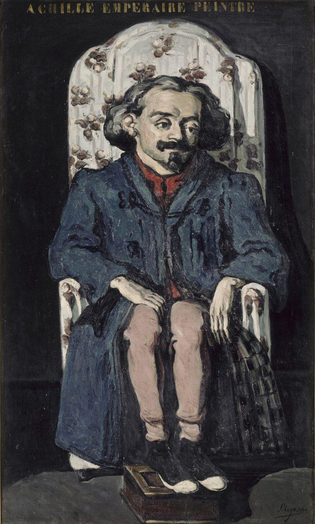 «Portraits de Cézanne» au musée d'Orsay : la figure au sommet