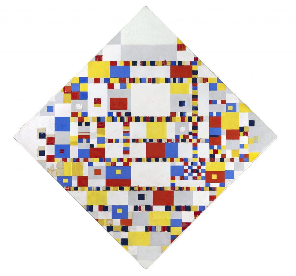 Piet Mondrian et le tortueux chemin vers le néoplasticisme