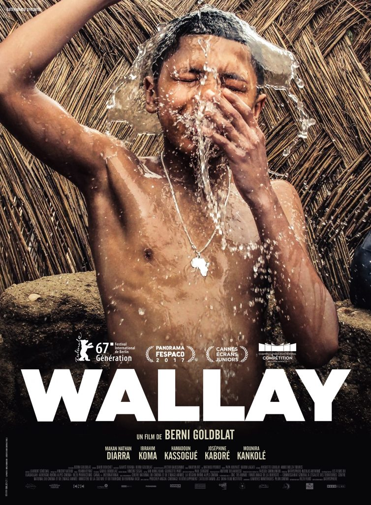 Gagnez 3 x 2 places pour le film WALLAY de Berni Goldblat