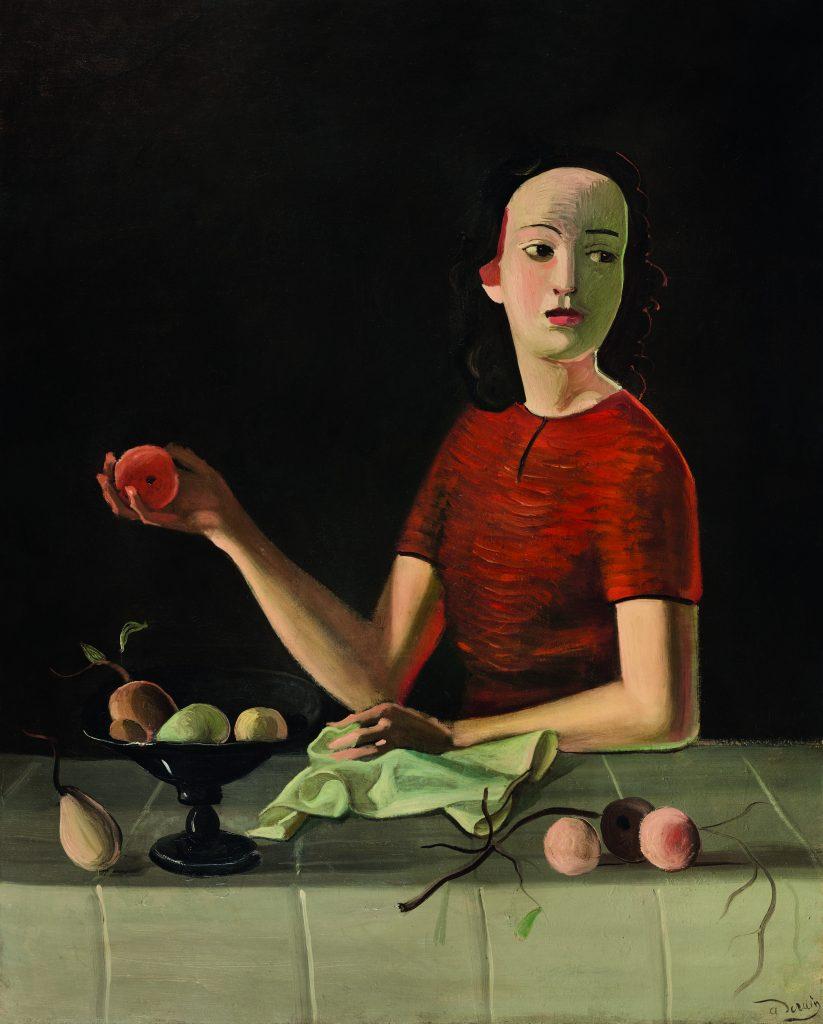 «Derain, Balthus, Giacometti» au Musée d'Art moderne : figures croisées
