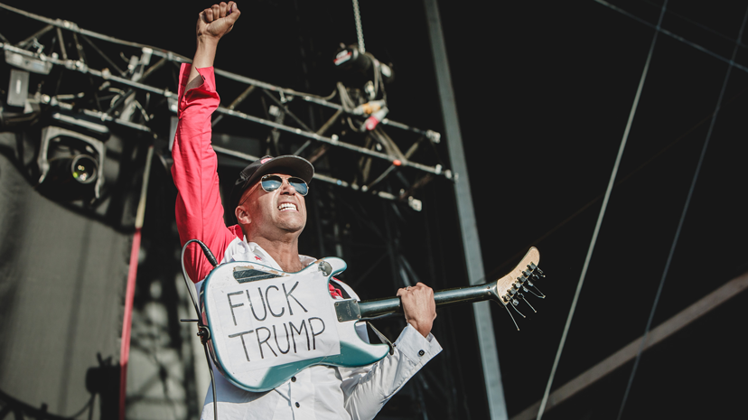 [Live-Report] Download Festival 2017 – Day 3 : Le retour de Prophets of Rage et des 80's kitsch