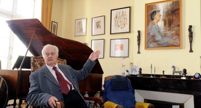 Mort du compositeur Jacques Charpentier