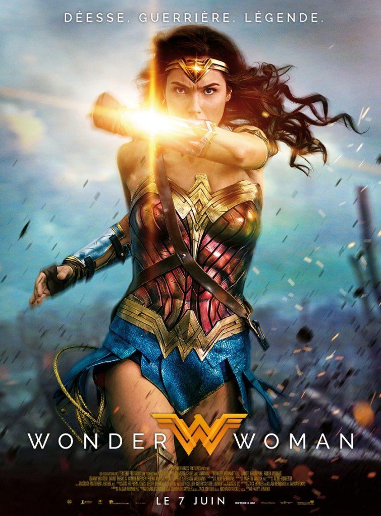 Wonder Woman au coeur de scandales