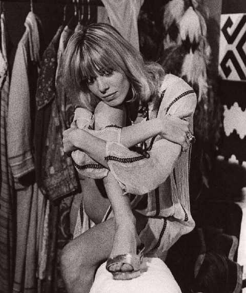 Mort d'Anita Pallenberg – égérie des Rollling Stones