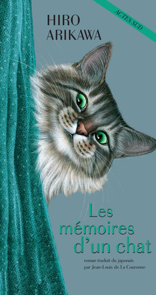 «Les mémoires d'un chat» d'Hiro Arikawa : voir la vie côté félin