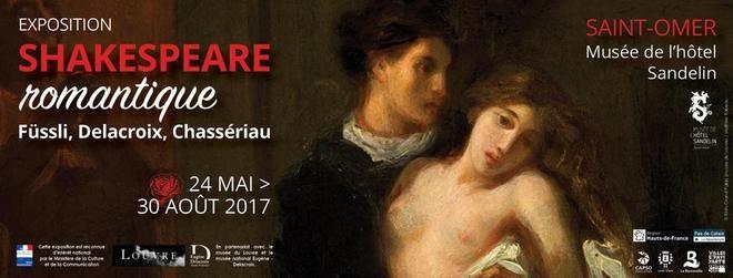 «Shakespeare romantique», l'hommage de Saint-Omer à un auteur universel !