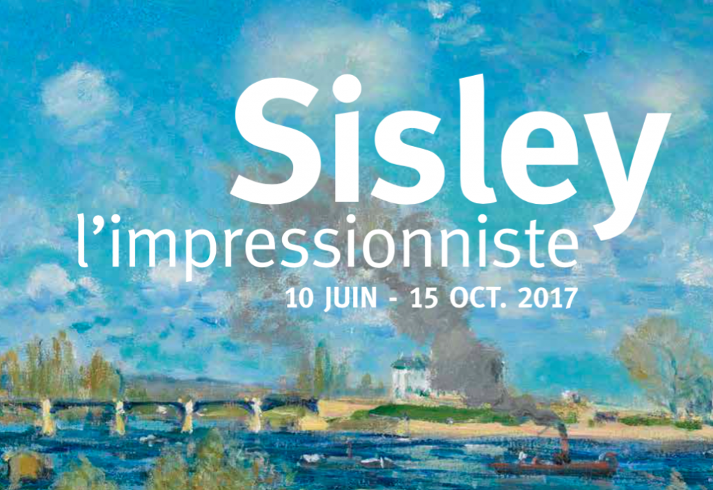 Sisley, l'impressionniste exposé à l'hôtel de Caumont à Aix en Provence