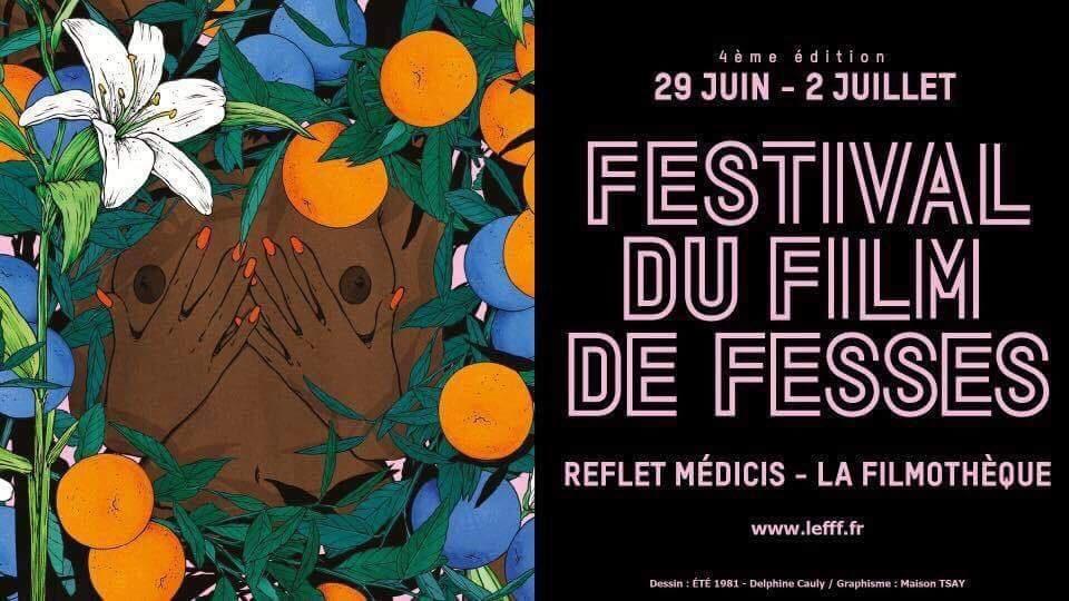 [Live-Report] Lancement de la 4e édition du Festival du Film de Fesses au Badaboum