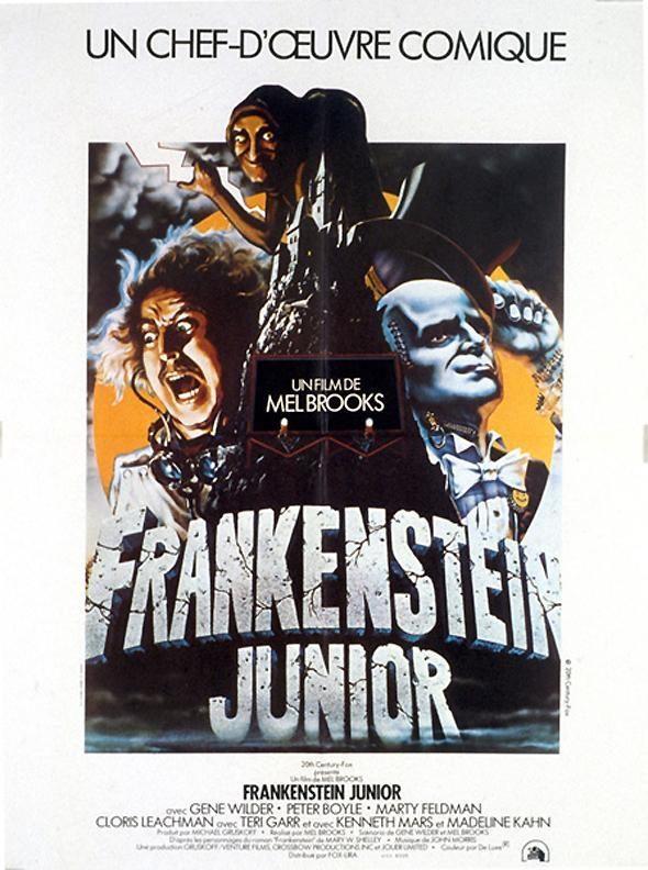 «Frankenstein Junior»: reprise de la parodie hilarante et cultissime de Mel Brooks !
