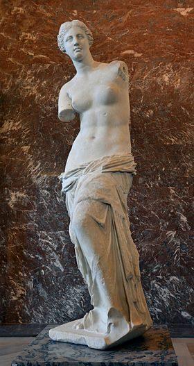 La Grèce veut le retour de la Vénus de Milo