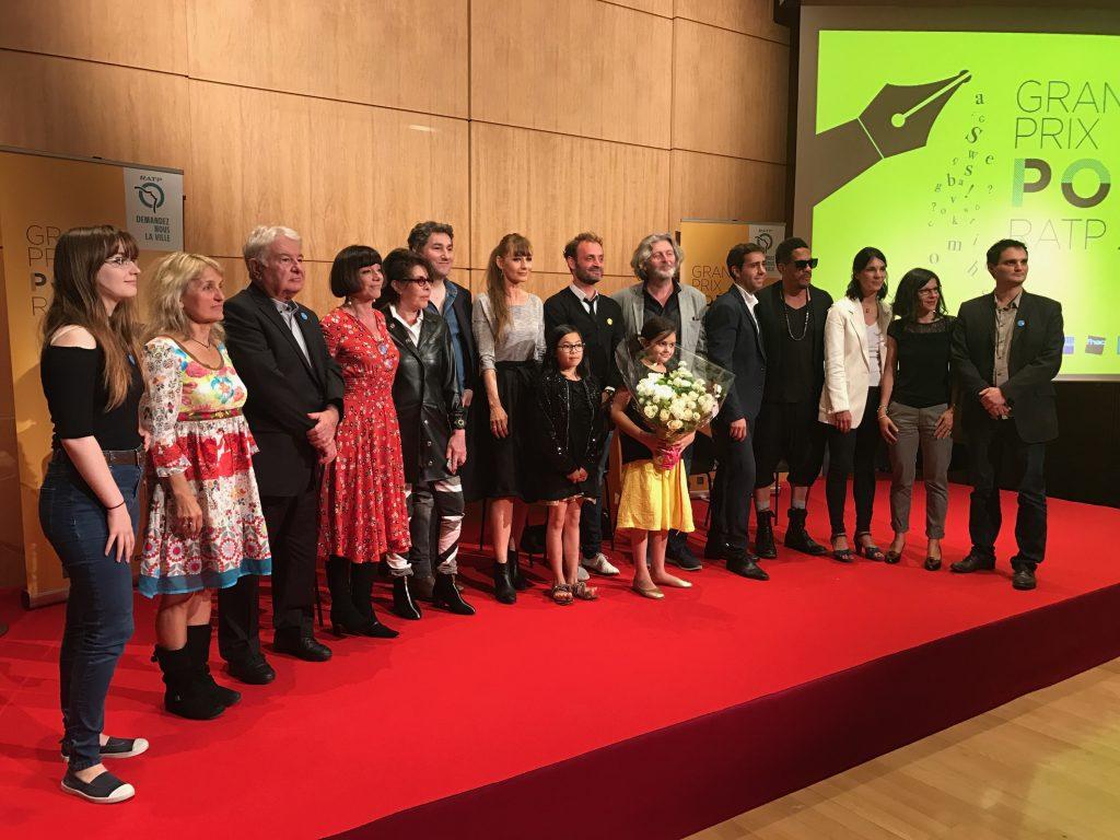 Le Grand Prix Poésie RATP 2017: le palmarès dévoilé