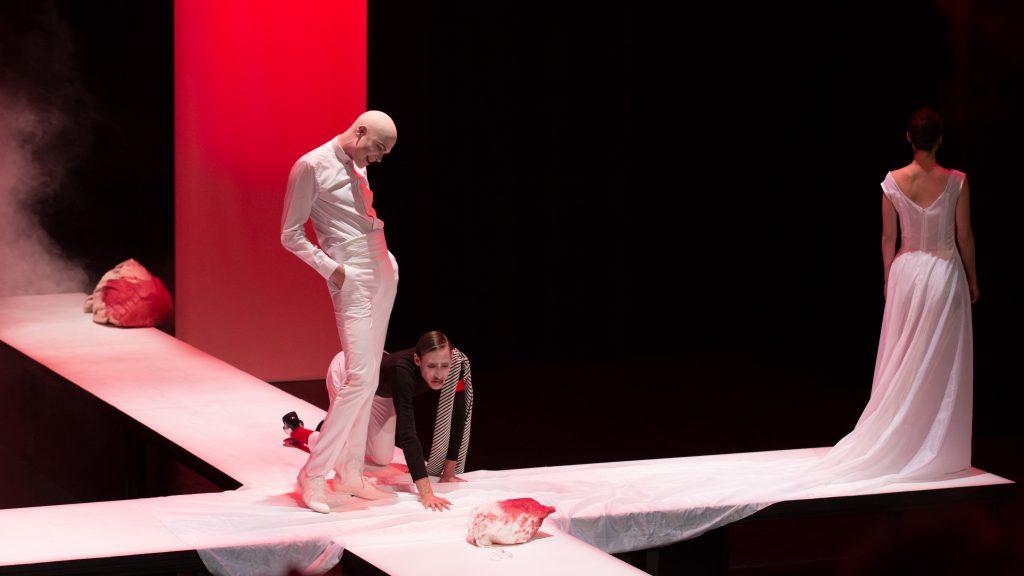 La Reine Margot sanglante et contemporaine au Théâtre 13