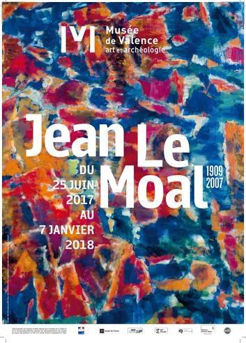 Pascale Soleil nous parle de l'exposition Jean Le Moal au Musée de Valence